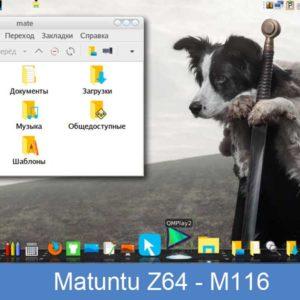 Matuntu Z64 - M116