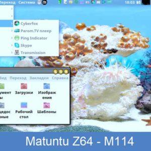 Matuntu Z64 - M114