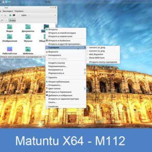 Matuntu X64 - M112